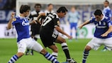 There was nothing to choose between Schalke and AEK Larnaca in Gelsenkirchen