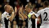 Fulham's Johnson enjoys strike of a lifetime