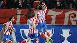 Adrián on Atlético's great leap forward