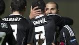 Quaresma hunde al Maccabi