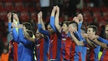 Plzeň secure late draw with Milan to end on a high