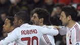 Allegri angered as Milan surrender two-goal lead