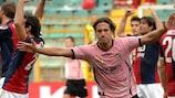 Matías Silvestre ha llegado cedido al Inter procedente del Palermo