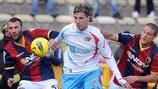 Maxi López marcou três golos pelo Catânia na presente edição do campeonato