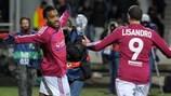 Lacazette rewards Lyon dominance against APOEL