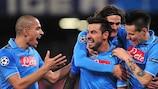 Chelsea floored by slick Napoli comeback