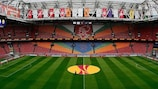 """""""Амстердам Арена"""" примет финал Лиги Европы УЕФА в этом сезоне"""