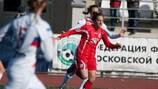 Antonia Göransson e o Potsdam visitam o Arsenal na quinta-feira