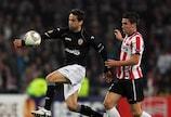 Valencia's Alves remains grounded despite PSV win