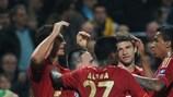 Robben stars as Bayern triumph at Marseille