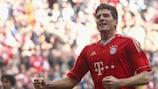 Mario Gomez tem estado em boa forma ao serviço do Bayern