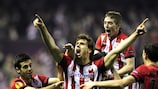 Athletic see off United with room to spare