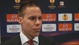 Niklas Moisander è tornato all'Ajax