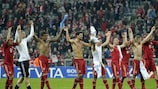 Heynckes hails Bayern's strength in depth