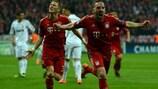 Per Ribéry Bayern solo a metà dell'opera