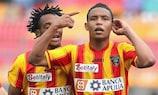 Luis Muriel pasó la pasada temporada cedido en el US Lecce