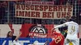 Gomez mette il Bayern in pole