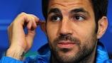 Cesc Fàbregas ha affrontato il Chelsea molte volte durante i suoi otto anni all'Arsenal