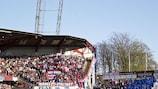 El Śląsk tendrá que realizar una proeza para remontar la eliminatoria en el campo del Helsingborg