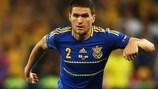 Yevhen Selin absolvierte für die Ukraine bei der UEFA EURO 2012 das komplette Programm