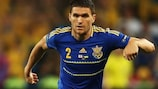 Yevhen Selin will be out of action for a minimum of six months