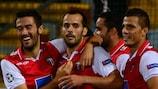 Rúben Micael marcó el gol de su equipo y también anotó su penalti en la tanda