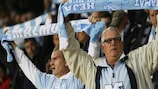 There were no goals for the home fans to cheer at Malmö New Stadium
