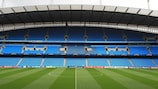 The City of Manchester Stadium will host the European Healthy Stadia Conference