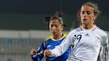Fatmire Bajramaj played an important role in Germany's comfortable qualification