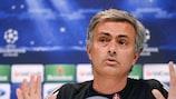 Mourinho in spotlight before City showdown