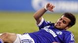 Tranquillo Barnetta a quitté Schalke pour l'Eintracht Francfort