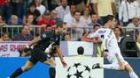 Cristiano Ronaldo schoss in der letzten Minute für Real den Ausgleich gegen Manchester City