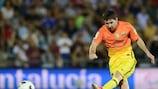 Wembley es el objetivo de Iniesta y Messi