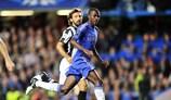 Ramires (Chelsea FC) y Andrea Pirlo (Juventus)