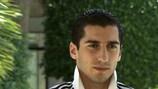 Mkhitaryan proving Lucescu's Shakhtar star