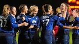 Juvisy are one of two French sides at home to Swedish opposition