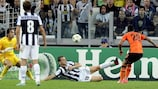 Juventus forced to share spoils with Shakhtar