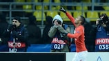 Spartak take strength from Benfica defeat