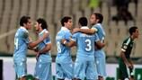 Toché pegs back Lazio at the last