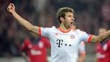 Müller quiere resarcirse