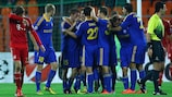 Patient BATE take Bayern by stealth