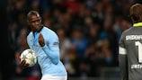 Mario Balotelli rettete City spät einen Punkt
