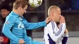 El Zenit se llevó un partido trabado con un tanto de Kerzhakov