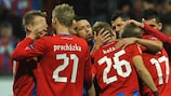 Plzeň are already through to the knockout stages