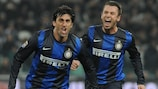 Inter will have to settle for second place in Group H