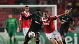 Jorge Jesus elogia el juego del Benfica