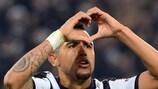 Arturo Vidal celebra su gol tras subir el segundo al marcador ante el Chelsea.