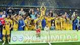 Astana jubelt über den Triumph im kasachischen Pokal