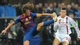 Puyol, encantado con el Milan