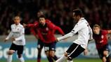 El Valencia y Jonas se midieron al Lille francés en la fase de grupos